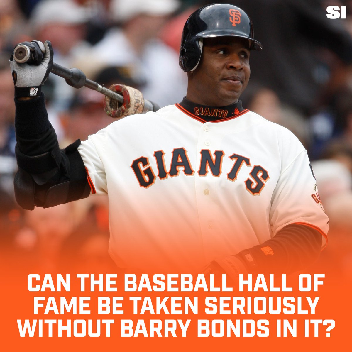 Given what Barry Bonds achieved in baseball, can the Hall of Fame be taken seriously if he is not in it? 🤔 buff.ly/36iokGs