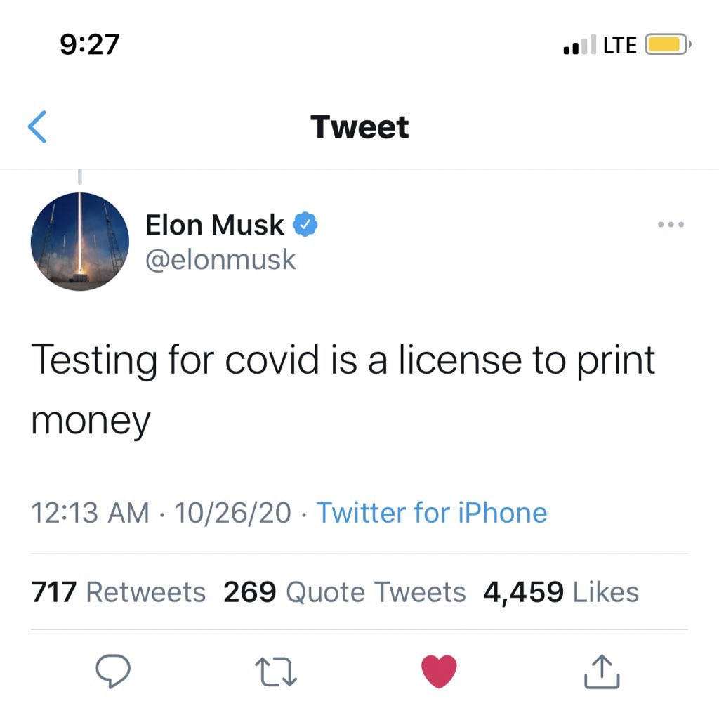 @yatesinvesting $xspa is leading air travel to the future! Frontline been grinding. Biden will pass stimulus to hopefully make them whole and everyone else effected. Doug has been 🤫 with the earnings which will be out soon. Covid testing is popping right now and will be here to stay. Tap in fam https://t.co/mcY5mZmusK
