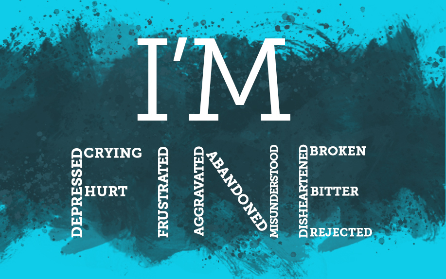 """Members of MyNarcolepsyTeam often say """"I'm Fine"""" when they're NOT because most people don't understand their struggles with #narcolepsy. See what else they're sharing in the MyNarcolepsyTeam resources section:"""