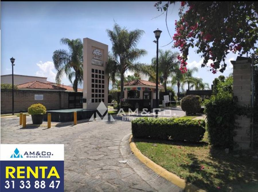 #Mexico Casa en Renta en Tlajomulco de Zúñiga