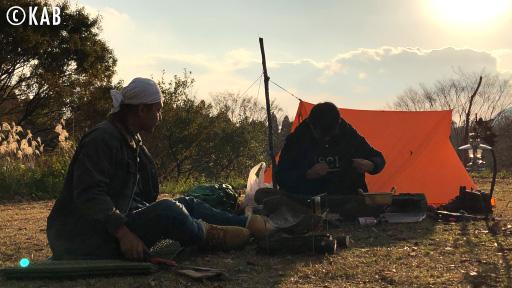 キャンプ すすめ の の ヒロシ ひとり