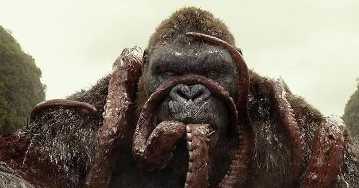 ES OFICIAL: #Netflix desarrollará una serie con formato de animé sobre #Kong.  La historia será una continuación de la cinta #SkullIsland y pertenecerá a la continuidad del #Monsterverse de #LegendaryPictures & #WarnerBros.   #KingKong #KongSkullIsland