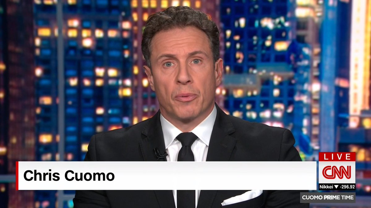 """""""The big mouth is gone, but the re-Trumplican chorus remains echoing his animus and hungry for more chaos,"""" says @chriscuomo as President Trump's supporters are still trying to prove their loyalty to the disgraced ex-President."""
