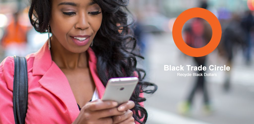 "Text ""black"" to 310 272 5438 to download the app  #blacktwitter #BlackLivesMatter #melanin #blackempowerment"