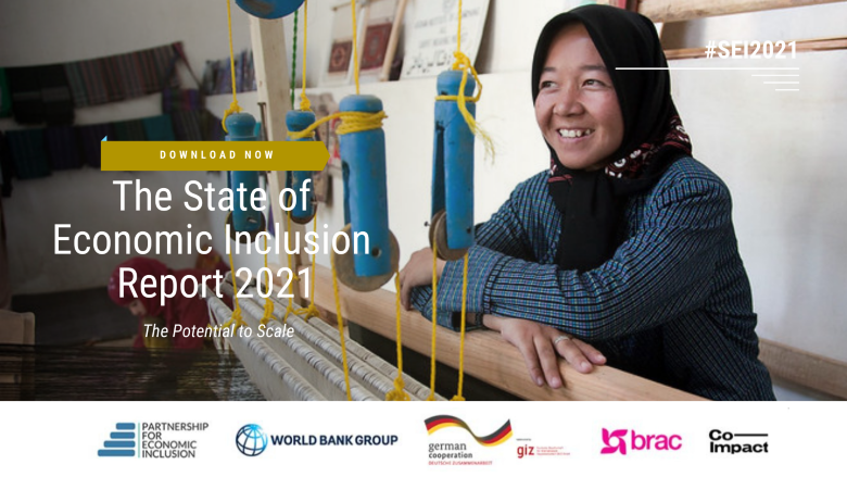 With #safetynets forming the backbone of the #COVID19 emergency response, these programs provide a key entry point for governments to scale economic inclusion efforts. Download The State of Economic Inclusion Report 2021 to find out more. ⬇️  #SEI2021