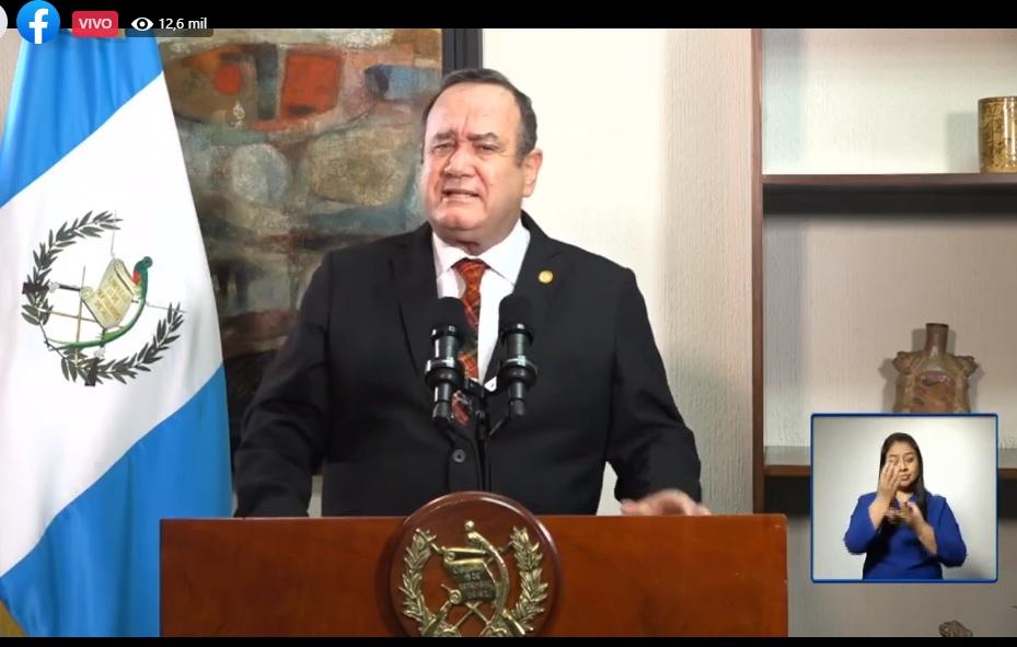 test Twitter Media - Presidente inicia Cadena Nacional para abordar el tema del presupuesto 2021. https://t.co/lS2QvjEYbk