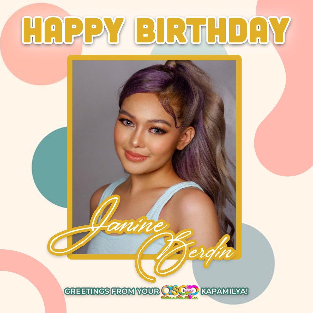 Happy Birthday Janine! We love you! 🥳