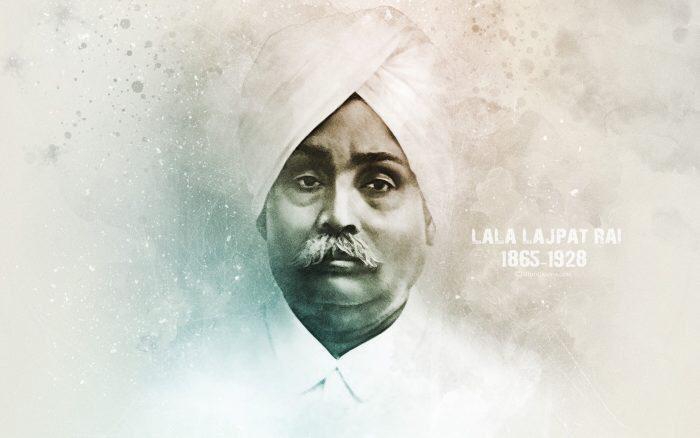 भारतीय स्वतंत्रता संग्राम के वीर सेनानी 'पंजाब केसरी' लाला लाजपत राय जी की जन्म जयंती पर विनम्र श्रद्धांजलि व नमन।