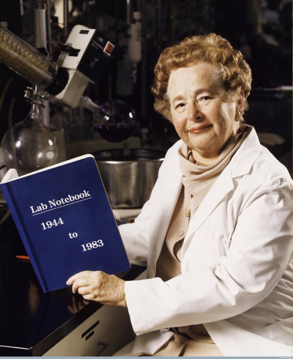 On This Day in Herstory, January 23rd 1918, #GertrudeBell, a biochemist, pharmacologist, and #NobelPrize winner, who helped to develop the first drugs used in the treatment of #AIDS, #herpes, and organ transplants, was born in #NewYorkCity. (5 days ago)!
