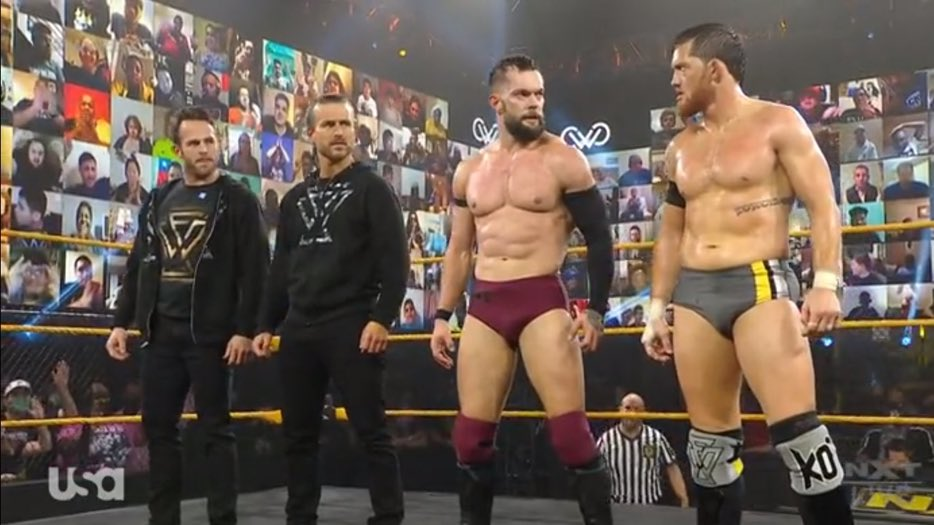DONT YOU DARE REPLACE BOBBY #WWENXT