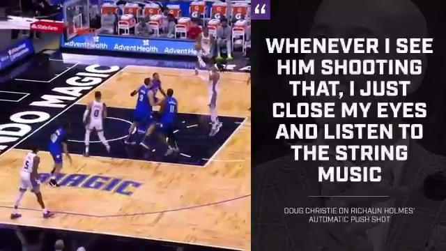 The safest bet.   @Rich_Holmes22's push shot is as blue chip as it gets 📈💪 https://t.co/kJqSvXQvOH