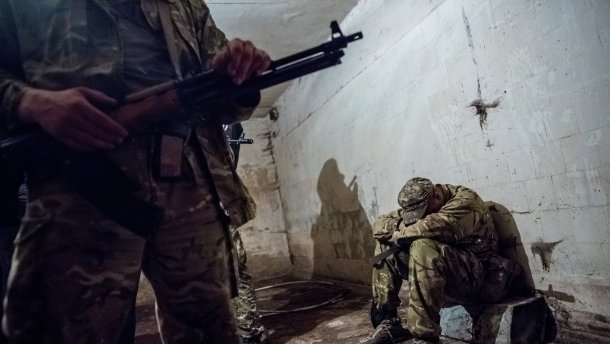 Tortured for Tweets by #Russia controlled #Donbas militants  #Ukraine #LetMyPeopleGo #Izolyatsia