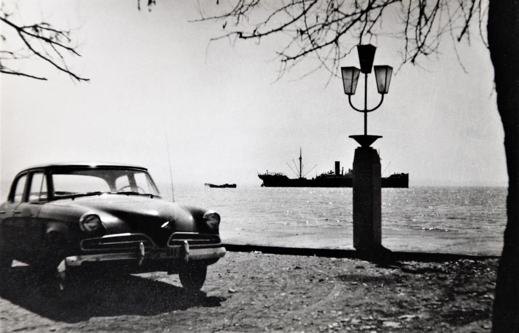 🎞 Bir zamanlar Edremit  📍Akçay İskelesi  📆 1958  #tbt #EnGüzelEdremit   #SeninBelediyen ❤️