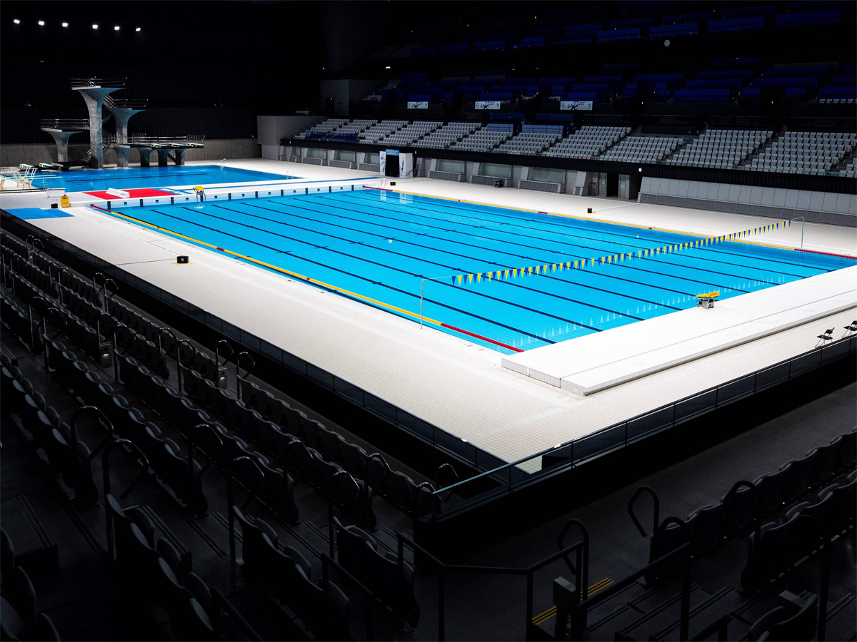 .@Olympics: Artistic swimming qualifier in Tokyo postponed until May   READ:    #Olympics #Swimming #TokyoOlympics
