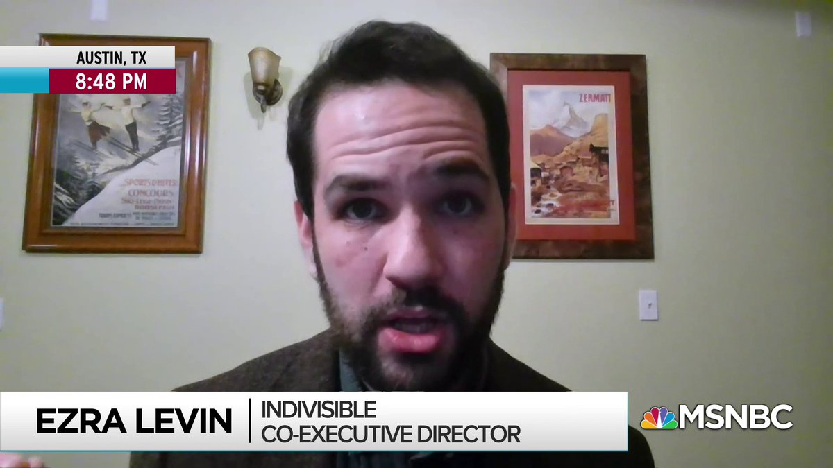 """""""The basic tool available to us is the same tool that was available to us, grassroots folks across the country, in 2017, that is: constituent power."""" - @ezralevin on encouraging elected officials to enact the change they were elected for"""