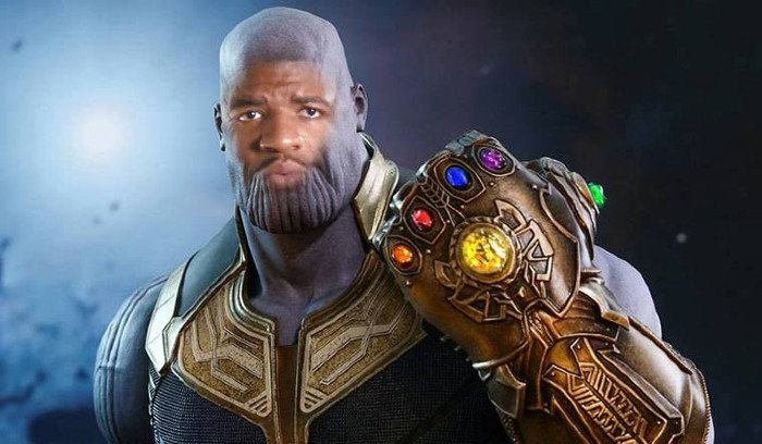 Chris is definitely the thanos of #mafs