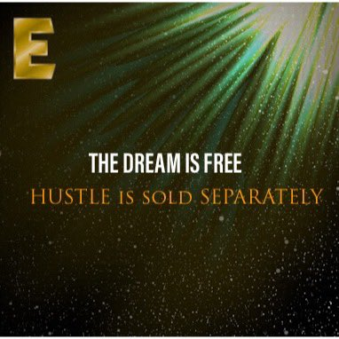 The dream is FREE but HUSTLE is sold SEPARATELY.   #motivation #inspiration #fitness #life #quotes #lifestyle #instagood #success #motivationalquotes #instagram #workout #goals #believe #positivevibes #mindset #happy #happiness #gym #selflove #bhfyp #follow #like #kurafatygyan