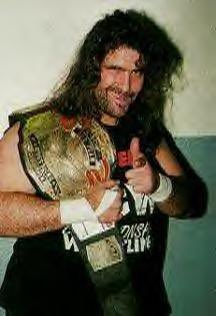 Who Wins in a Unsanctioned Hardcore Match? #BullNakano or Cactus Jack aka @RealMickFoley let us know in the comments. #ProWrestlingTwitter #WrestlingCommunity