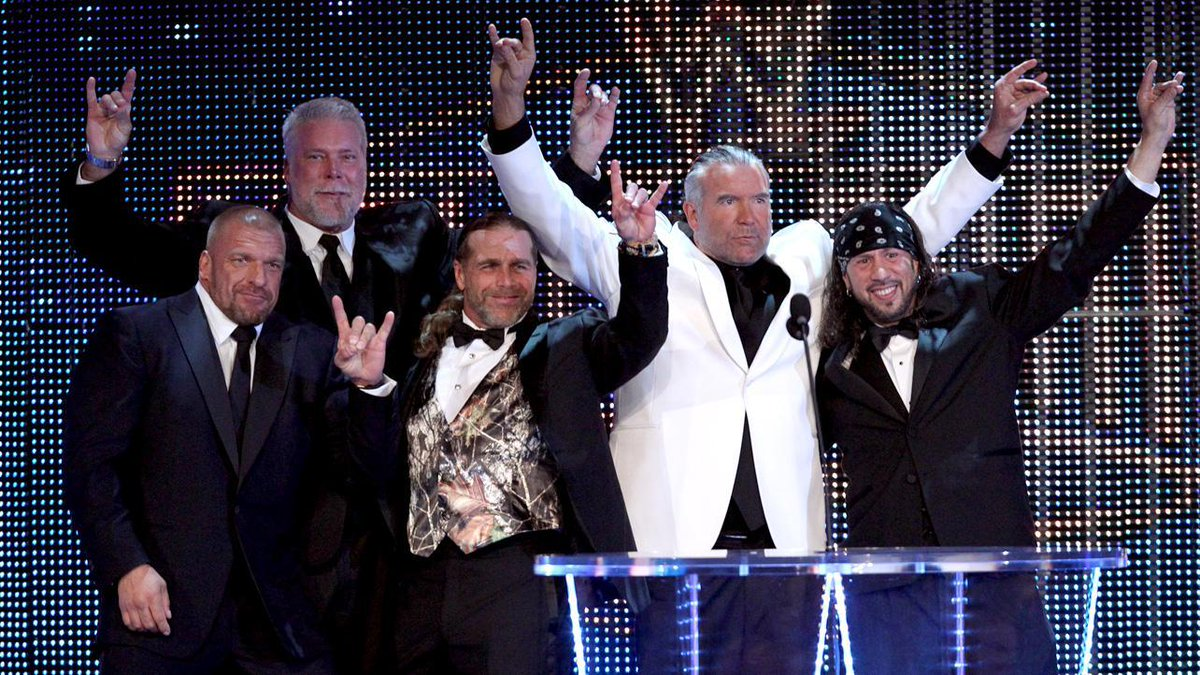"The original ""Bullet Club""... often imitated, but never duplicated... #WrestlingCommunity"