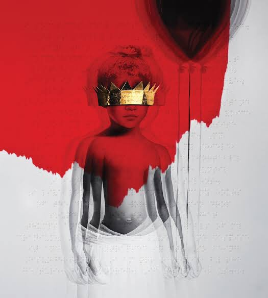 Happy 5th birthday to ANTI by rihanna.