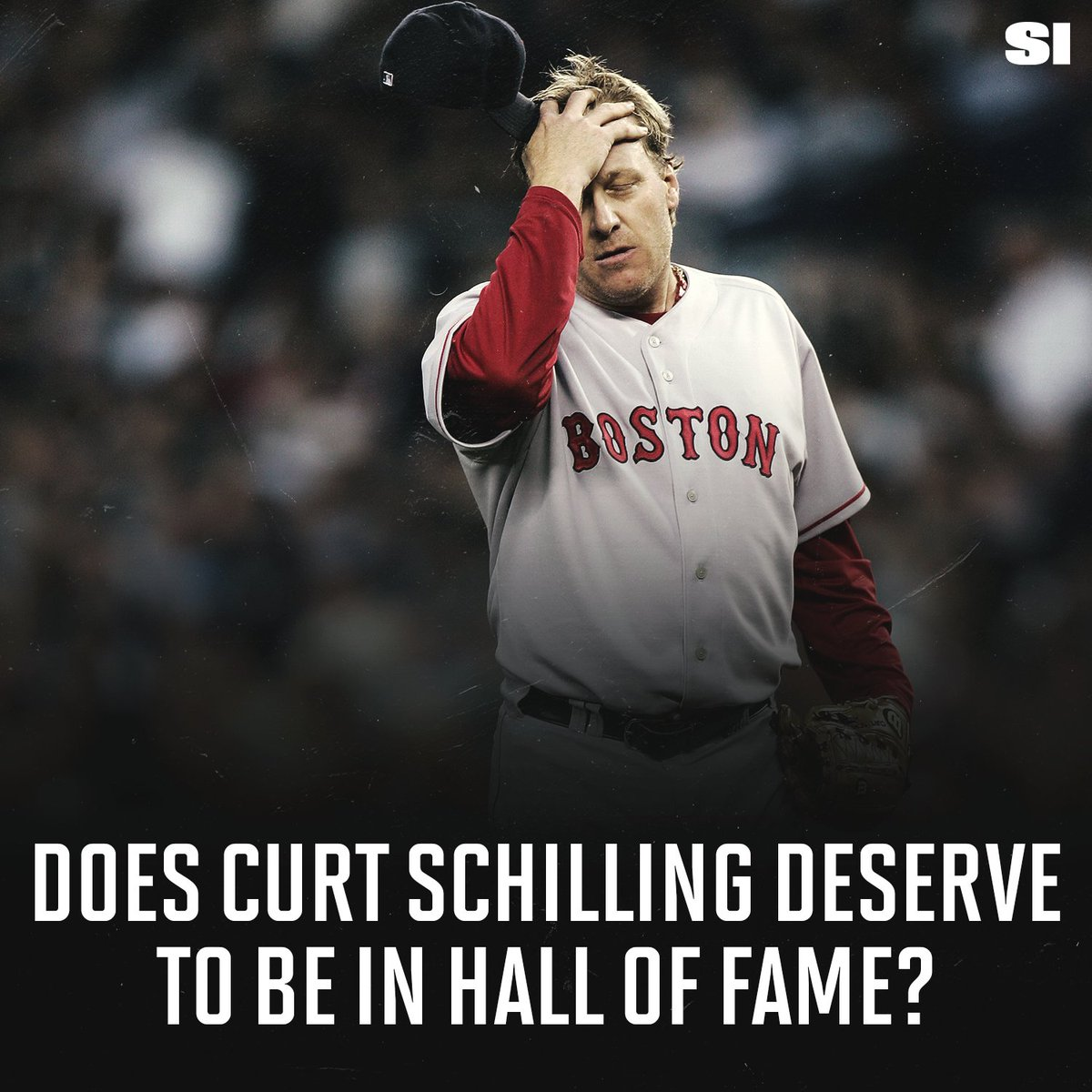 Curt Schillings case is a complicated one given the character and integrity aspects of consideration, but overall, should he be in the Hall of Fame? 🤔 buff.ly/3qZhPQQ