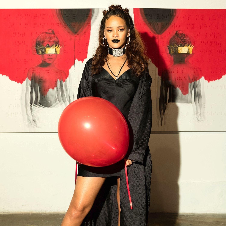 Happy 5th birthday to ANTI by Rihanna