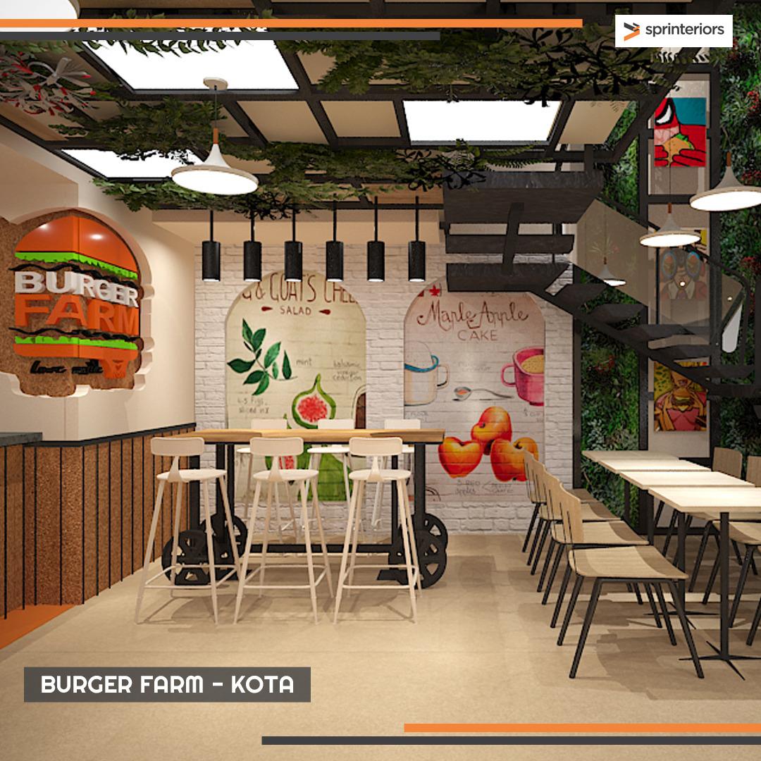 Whatever your style, we'll design it for you!  #interior #restaurant #restaurantstyle #restaurantindubai #restaurantdesign #restaurantinteriordesign #cafelife #interiorsdesign #Sprinteriors #cafelife #Dubai #abhudabi #jabalpur #CFC #Rajasthan #Restaurantes #InteriorsBusiness