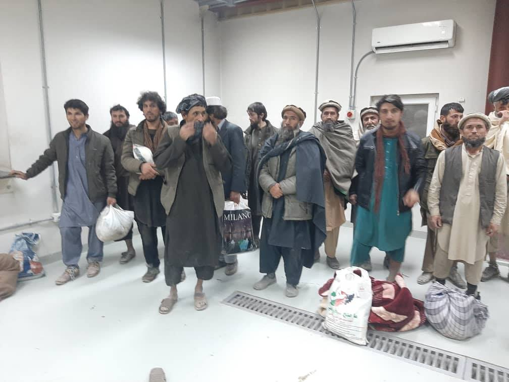 #Security forces have #released 32 prisoners, including 12 Afghan #Military men, from a Taliban #Jail in Northern Baghlan province, during #Special operations. #Afghanistan