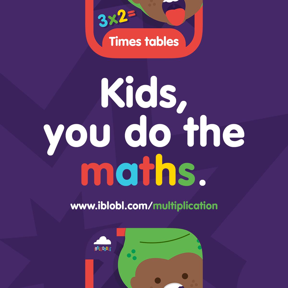 🐸 #Practice #multiplication the boring way or the FUN way... #kids, you do the #maths!     #TimesTables #Math #Mathematics #primary #primarySchool #school #WednesdayMotivation #WednesdayWisdom #WednesdayThoughts