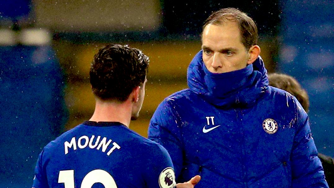 If you've followed Tuchel's system for a while then you'd know someone like Mount would be an integral part of his plan going forward.  Did so much in that short cameo last night & pretty sure he'll thrive working with Tuchel...  #CHEWOL #ChelseaFC #CFC #Tuchel