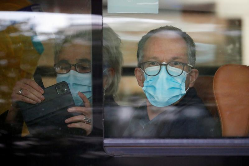 WHO team probing coronavirus origins in China's Wuhan leaves quarantine https://t.co/I7jNziXXlc https://t.co/iToH2Jqb5g