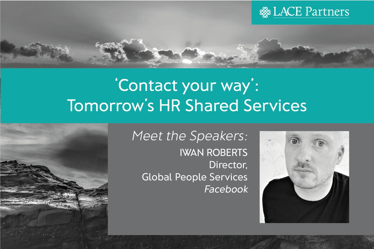 Iwan Roberts from Facebook will be joined by our very own Emma Leonis on 3rd February for our latest webinar, which looks at 'contact your way' and HR shared services teams need to determine the right channel strategy to drive engagement. Register here - https://t.co/f2Yz3vsVoC https://t.co/tHtYWkYhE5