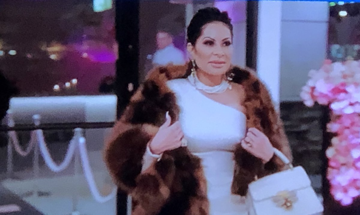 Jen really will show up any place any time and don't you b*tches forget it 😂 #RHOSLC