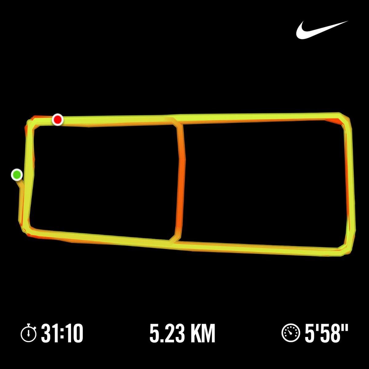 5.23km grind   Keep moving  #naijaFittest #runner #nikeplus #fitfam #strava #GoogleFit #itsAmarathon #ItsALifestyle #IamAccountable #yourturn   🇳🇬🏃♂️💪🔥😜✅