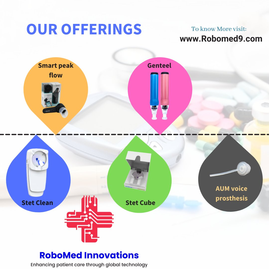 #medicaldevices #healthcare #healthcareservices #smartpeakflow #Genteel #nebulizer #technology #innovation #Happy #aumvoiceprosthesis #medical #health #digitalhealth #medtech #healthcaresolution #smartdevices