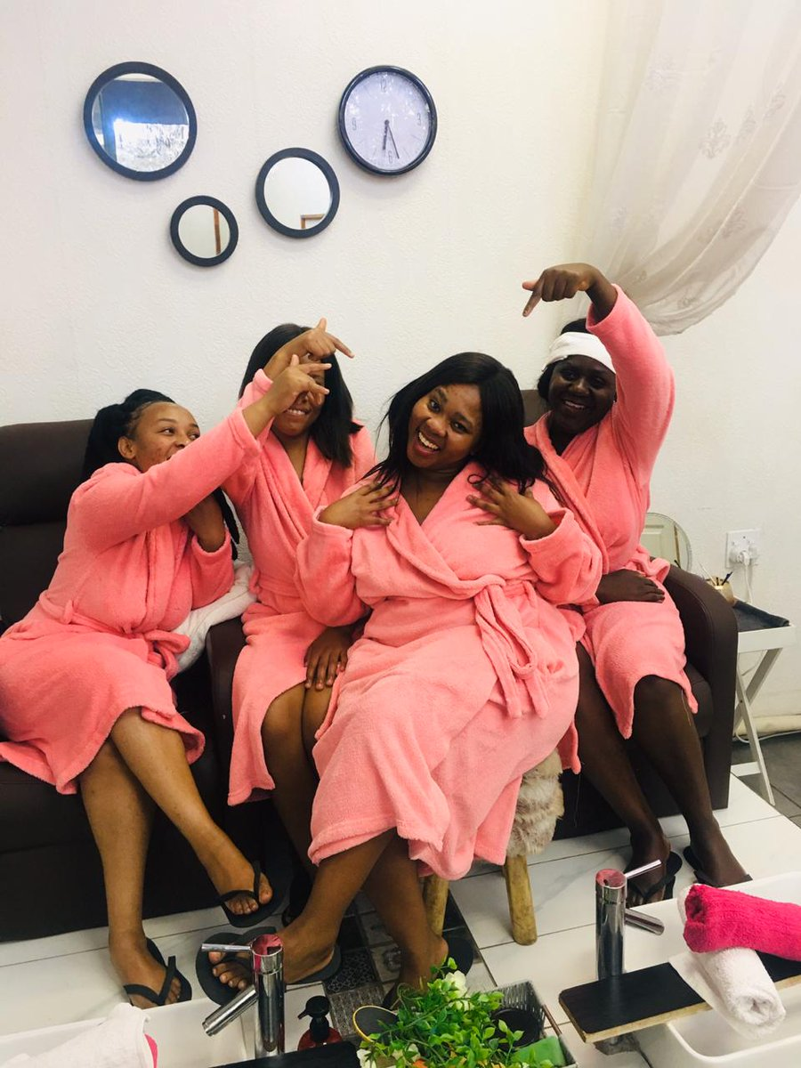 Pamper parties for your girlfriends 🤗🌸 Massage romantic moments with your loved ones 💕  📍Find us atshop U17A,Springs Mall Call/WhatsAppus on 0763207072  #silhouettechallenge #KeaDrive