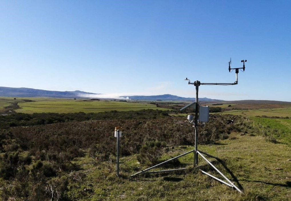 DYK? The ARC weather station network assists to track and assess Tropical Cyclone Eloise and its probable impact on South African agriculture. Read more - . #arc #agriculture #research #climate #agrometeorology