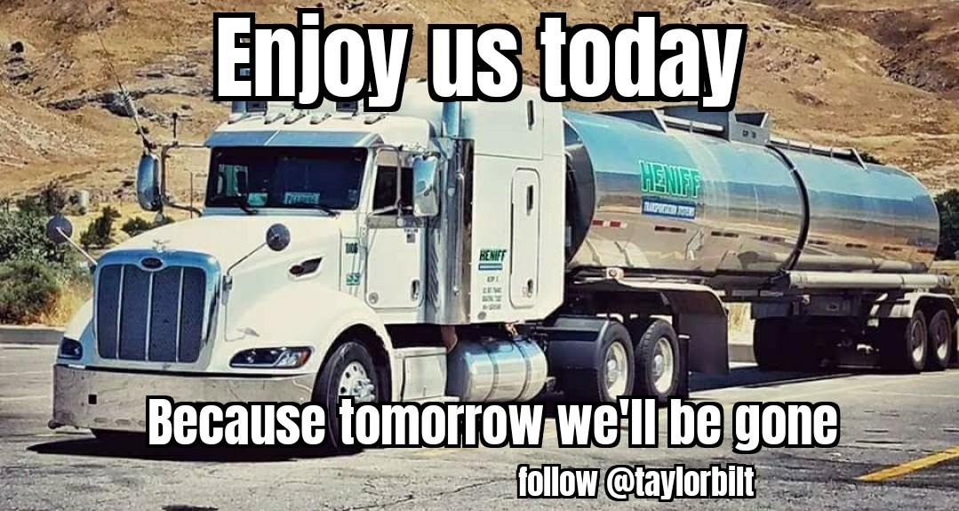 @laurenboebert lets talk trucking,  allow me to fill you in..