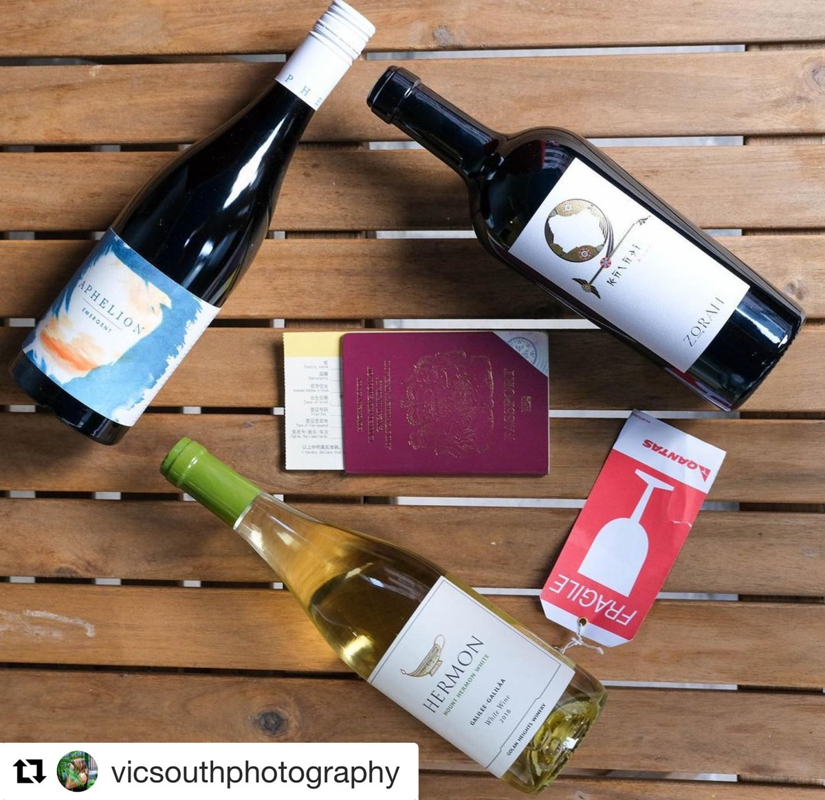 YOUR. POST. COVID. BUCKET. LIST.   Once we all can travel again, where would you go? 🤔❓👇  Does McLaren Vale feature in your plans?  #aphelionwine  #Repost @vicsouthphotography