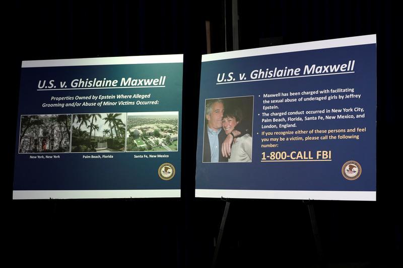 Ghislaine Maxwell denied seeing Jeffrey Epstein being massaged in New York https://t.co/qxgVuT7mNK https://t.co/1OvHXDApvP