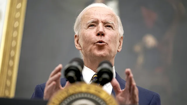 Poll: Biden hits 54 percent approval, higher than Trump ever hit