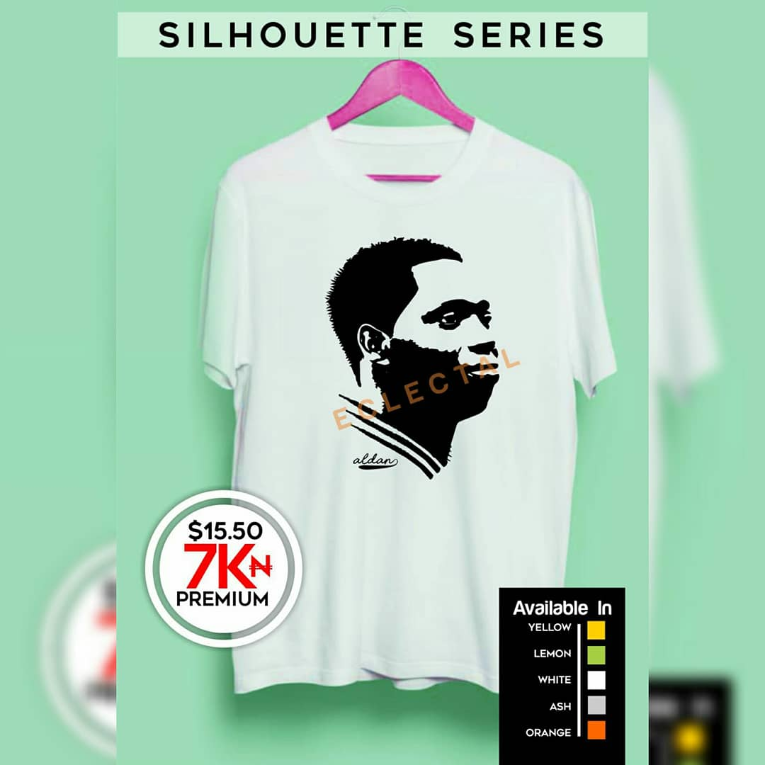 Get our beautiful silhouette design for yourself and bae/boo at discounted rates. #negotiable   DM or Call: 08132953171  IG: @eclectal_medias  #silhouettechallenge #silhouette #shirt #tshirtdesign