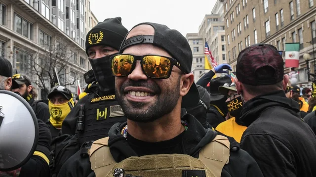 Proud Boys leader has been informant for law enforcement since 2012: Reuters