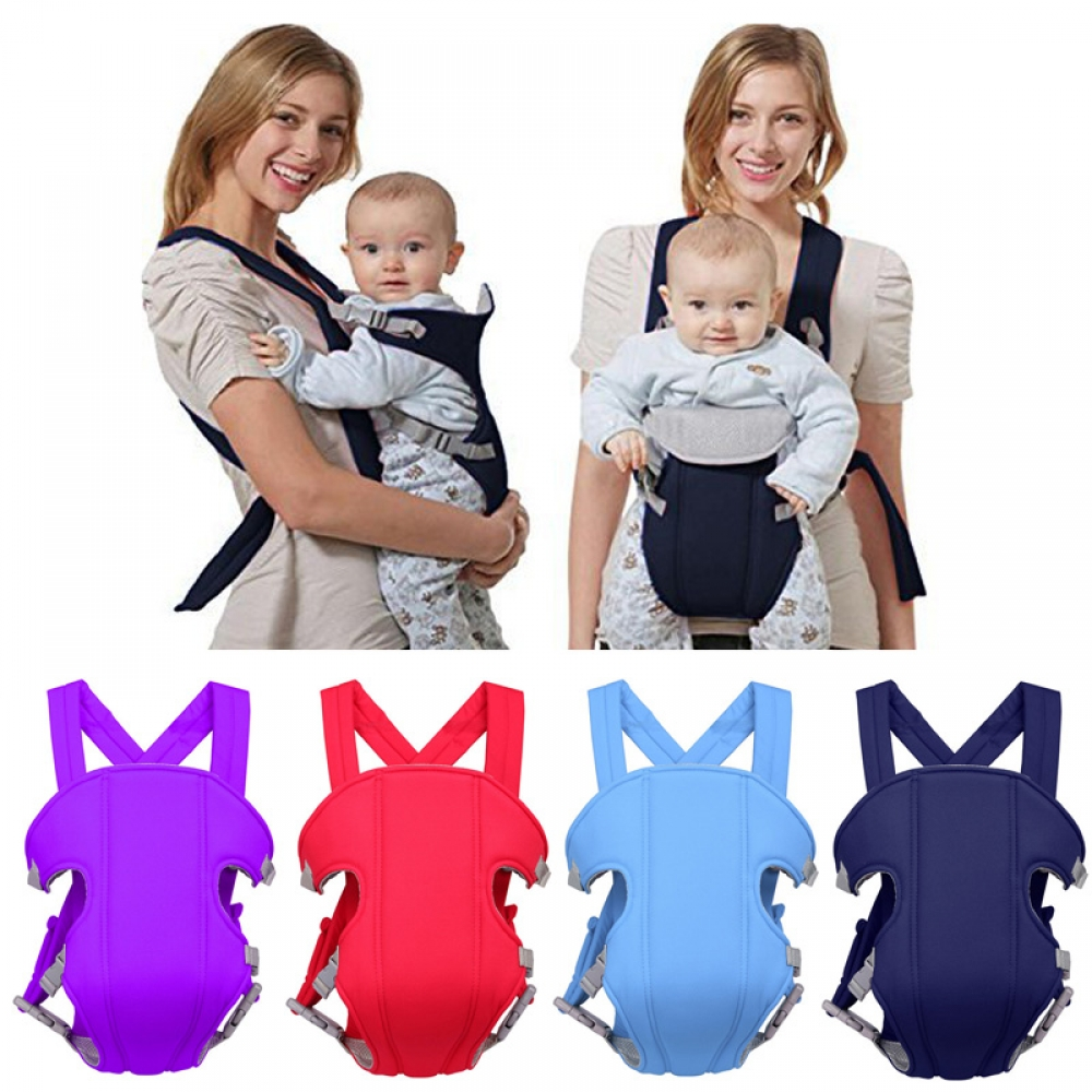 Breathable Front Facing Baby Carrier #follow #familytime