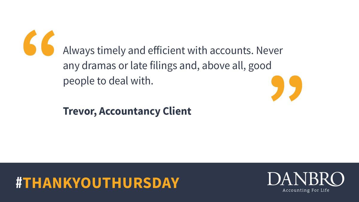 #ThursdayThoughts #ThankYouThursday #DanbroFamily