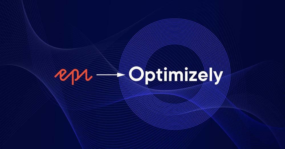 Episerver byter namn till Optimizely https://t.co/NrvGYjNce6 https://t.co/PXLwIjHbAt