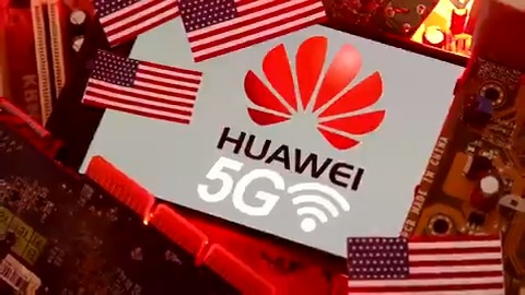 The White House said that the Biden administration will work to safeguard American telecoms network from 'untrusted vendors' including China's Huawei, that threaten national security. Read more