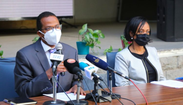 """#Ethiopia will soon launch a mask-wearing campaign in schools nationwide amid the ongoing #COVIDー19 pandemic, Ministry of Education said.  The campaign, entitled """"No Mask No Service in Schools,"""" is aimed at boosting awareness of wearing masks to fight the virus in schools."""