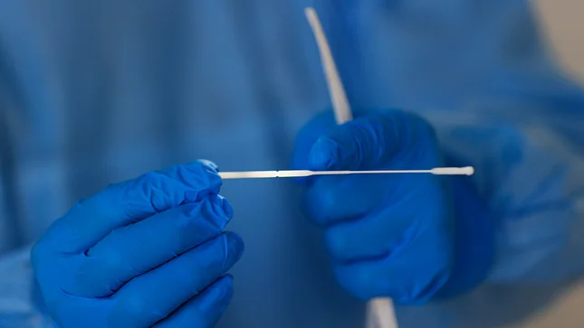 China uses anal swabs to test for COVID-19