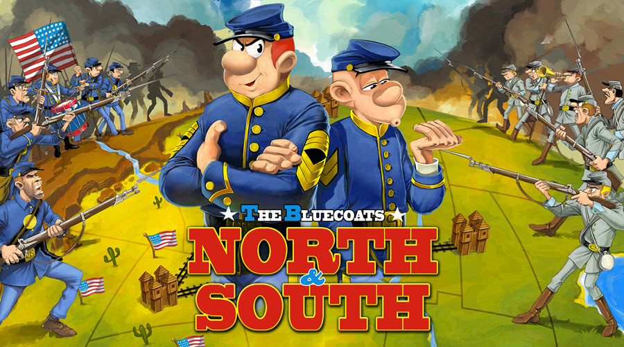 The Bluecoats North & South 2020 GA  @SGH_RTs @BlazedRTs @LaZy_RTs @ShoutGamers @ShoutRTs #gamedev #indiedev #GamersUnite #gamer #indiegame #Steam @GamerGalsRT #gaming #videogame #PCGaming #game @TBE_RT @GamingRTweeters #GamingNews #gamingcommunity